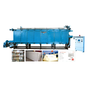 Automatic EPS Block Molding Machine