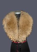 animal fur collar