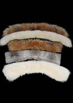 Real Fur Collar