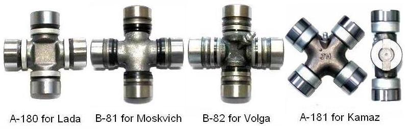 Russian car Universal Joint