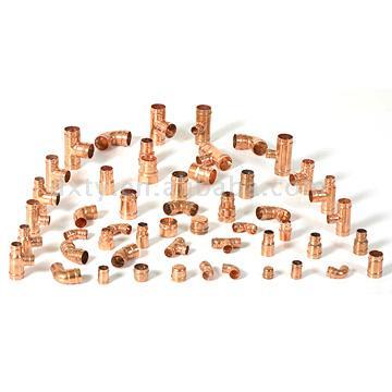 Copper Solder Ring Fittings