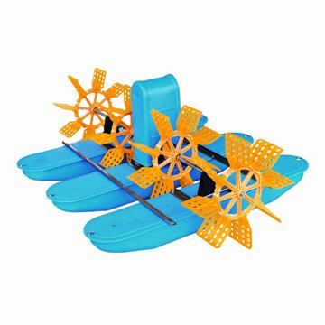 Paddlewheel Aerators