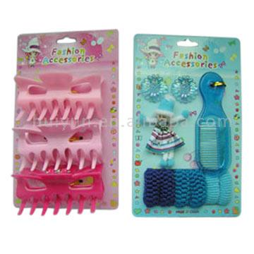 Children Hair Ornament Sets