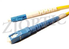 Fiber Optic Cable Assembly, Fiber Jumper, Fiber Optic Patch Cord (SC-LC)