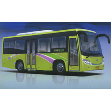 Medium-size City bus - yck6805hc