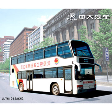 Double-Deck Bus - JLY6101SACNG
