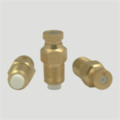 Brass Fitted Stainless Steel  with Adaptor Nozzle