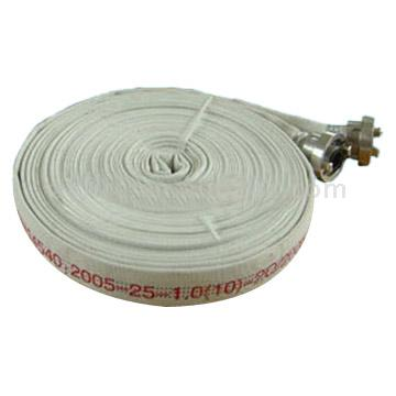 Fire Hose with Storz Couplings