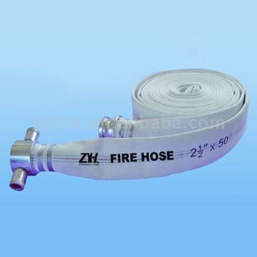Fire Hose With Instantaneous Couplings