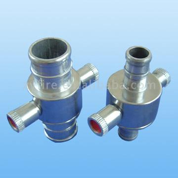 Instantaneous Couplings