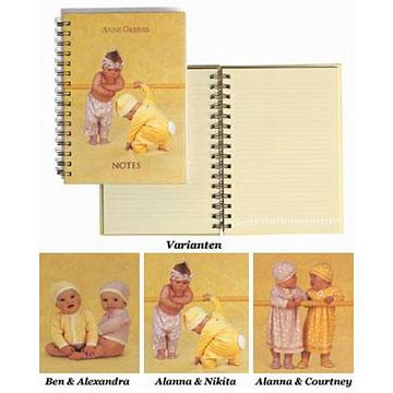 Cardboard Cover Spiral Book