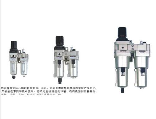 Pneumatic Automatic Combination