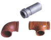 Metal Casting-Pipe Fittings (PFV-001)