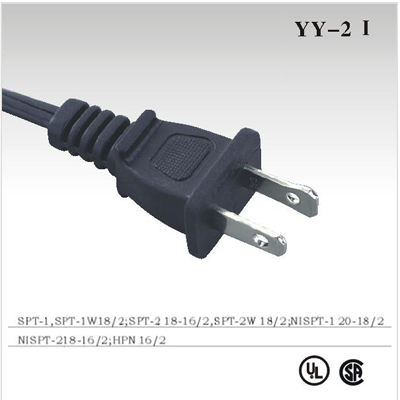 POWER CORD UL/CSA