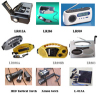 Solar/Crank Hand Radio , HID Xenon torch, Solar Mobile Phone Charger