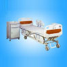 ICU Manual Plastic Three Shake Bed (not with bedstand)