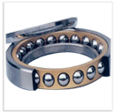 Single-row angular contact ball bearing
