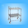 Stainless Steel Trolley for Medical Instruments