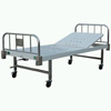 Wheeled Single-rocker Bed with Stainless Steel Removable Bed