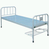 Flat Bed with Steel Tube Bed Head and Steel Strip Bed Surface