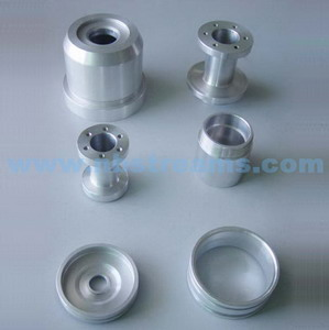 CNC machine fitting