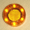 Car LED Rear Reflector Light