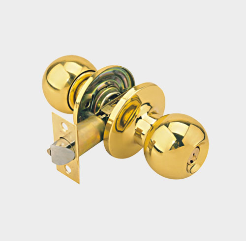 Tubular Knob Door Lock