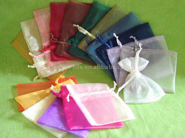 organza bag_gift pouch_promot gift_wedding package_organza decoration