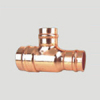 Solder Ring Copper Fitting