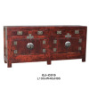 CHINESE ANTIQUE WOOD BUFFET SIDEBOARD
