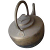 Chinese antique bronze Tea Pot