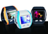 GSM watch mobile phone support mp3 mp4 camera bluetooth FM