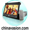 Bluetooth 7 inch Touchscreen Car DVD Player