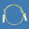 110 style 1 pair patch cable