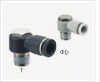 one touch fitting Pneumatic fitting PH Plastic connector