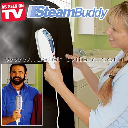 STEAM BUDDY BRUSH