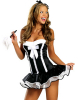 Sexy Costume,French Maid