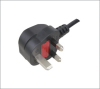 British Power Cord BSI Plug