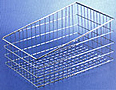 Stainless Steel Storage Basket