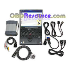 MB Star 2000 Scanner v2008 Diagnosis Tester