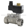 DFD-J 2WAY WATER SS316 304 GAS SOLENOID VALVE G1/2''~G2''