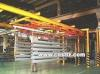 aluminium profile coating line