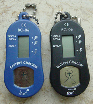 Digital Hearing Aid Battery Tester   Model: BC-06