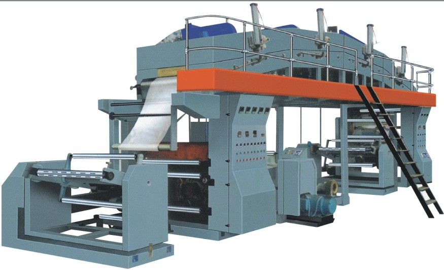 Dry High Speed Laminating Machine