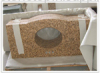 Granite Bowed Vanity Tops