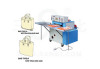 Soft handle bag making machine