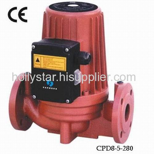 SINGLE-PHASE PIPELINE SCREENED ELECTRIC PUMP