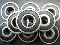 Rubber Ring Sealed Ball Bearings