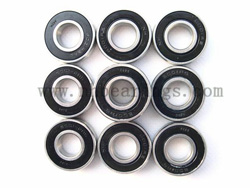 Double Sealed Ball Bearings