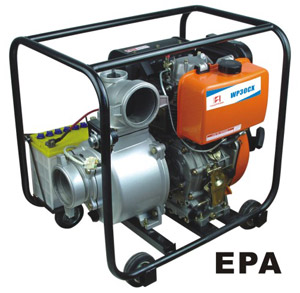 Diesel Water Pump Set